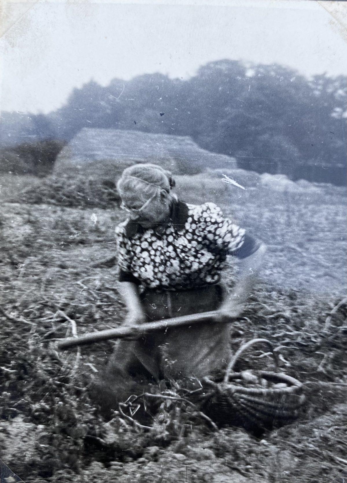 MEINE OMA – die ersten Enkelportraits im Effilee-Magazin